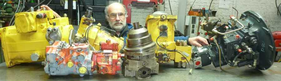 Reparation Pompe Hydraulique