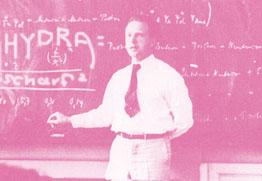 Heisenberg und seine berühmte Formel: Hydra ist scharf zum Quadrat