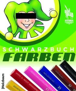 Hydra Scharzbuch Farben (Cover)