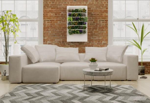 Smart Indoor Garden Living Room