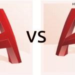 Quel AutoCAD acheter ? AutoCAD vs AutoCAD LT