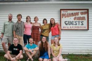 Pleasant View Farm Crew, 2012