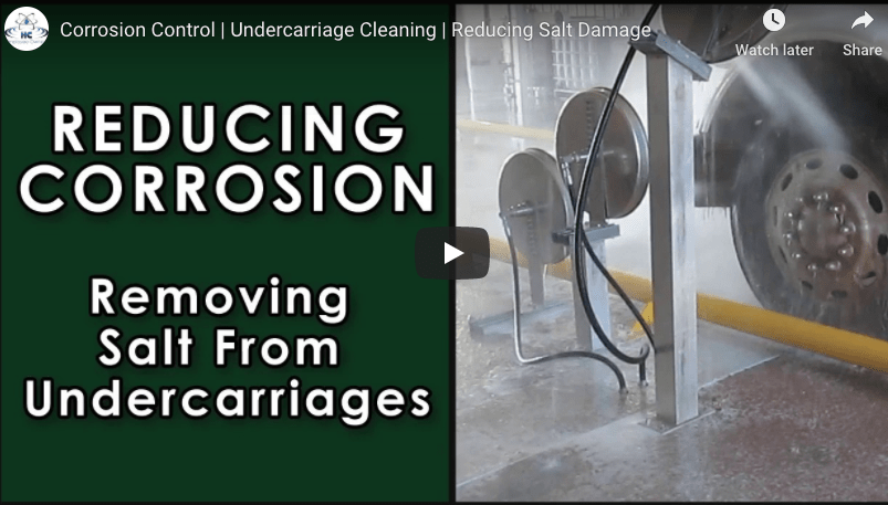 Reducing Winter Corrosion