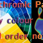 thermochromic paint