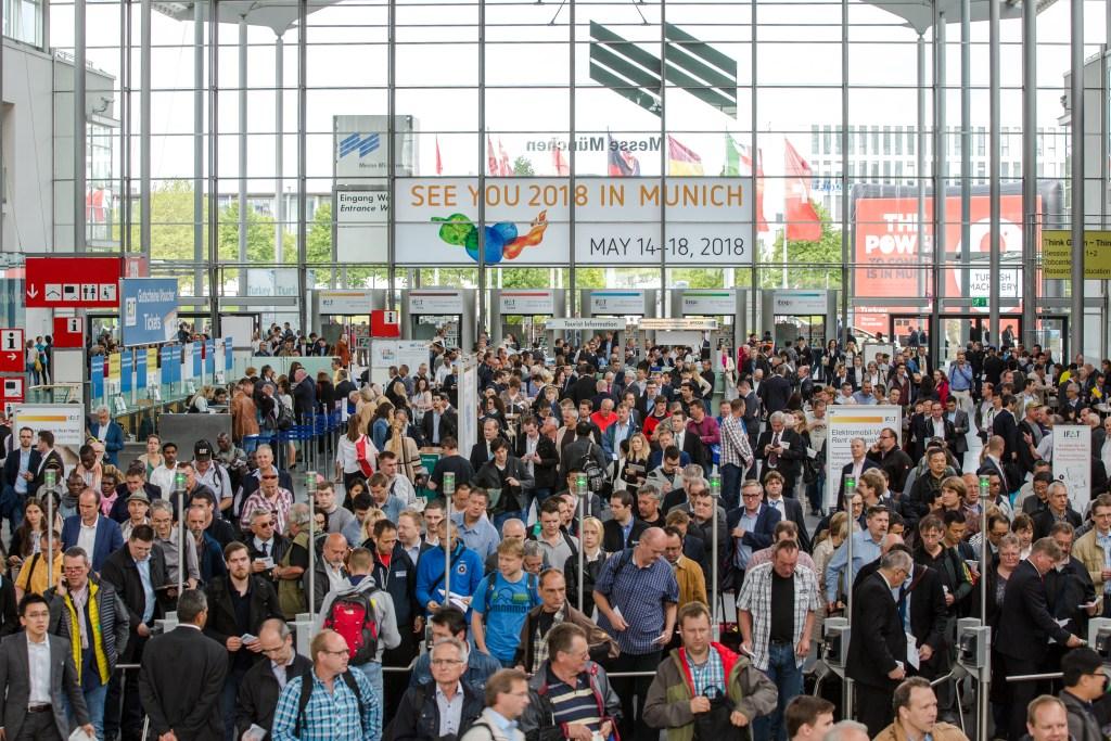 HydroFLOW Deutschland se jette à l'eau sur l'IFAT 2018 à Munich du 14 au 18 mai !