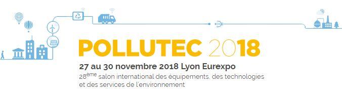 HydroFLOW France au Salon POLLUTEC 2018 à LYON EUREXPO !