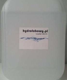 Nano impregnat hydrofobowy do ceramiki i szkła
