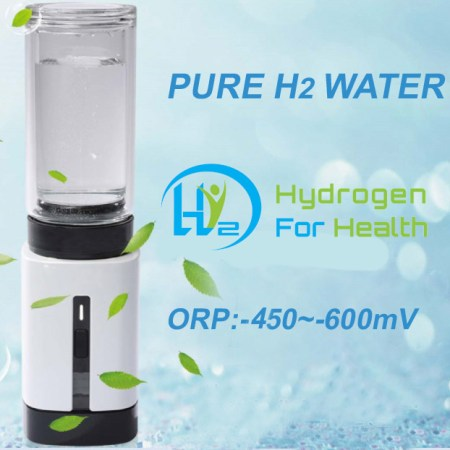 H4H2 hydrogen bottle