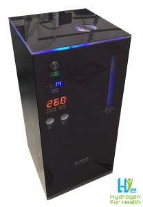 H2 breathing machine