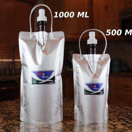 Hydrogen water bag