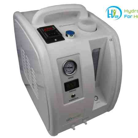 Hydrogen breathing machine