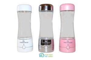 Hydrogen water bottle