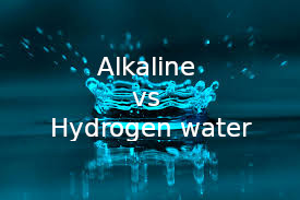 What's the difference between alkaline water and hydrogen water? - What's the difference between alkaline water and hydrogen water? 1