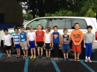 parkette boys with hydrogen car