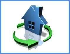 Hydrogen Powered House