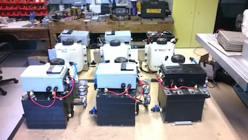 Gen 20 hydrogen fuel systems 2012