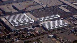 Toyota usine