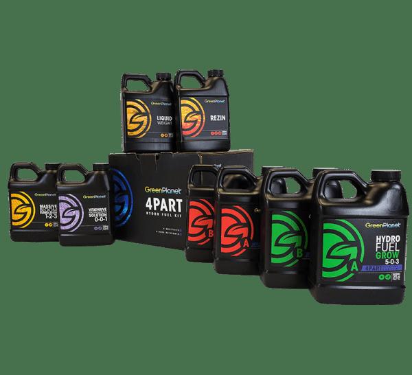 4 Part Hydro Fuel Starter Kit