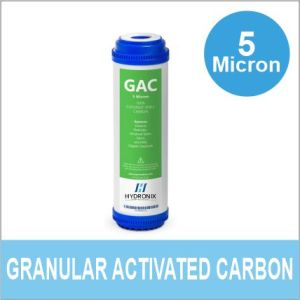 Granular Activated Carbon filter GAC