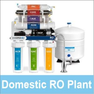 Hydronix 9 Stages RO Water Filter Plant
