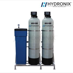 Automatic Whole House Water Softener and Sand filter