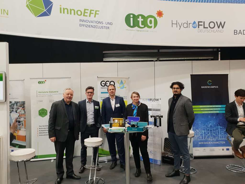 HydroPATH Deutschland exhibiting at the Freiburg I + E MESSE 2019 from January 30th to February 1st !