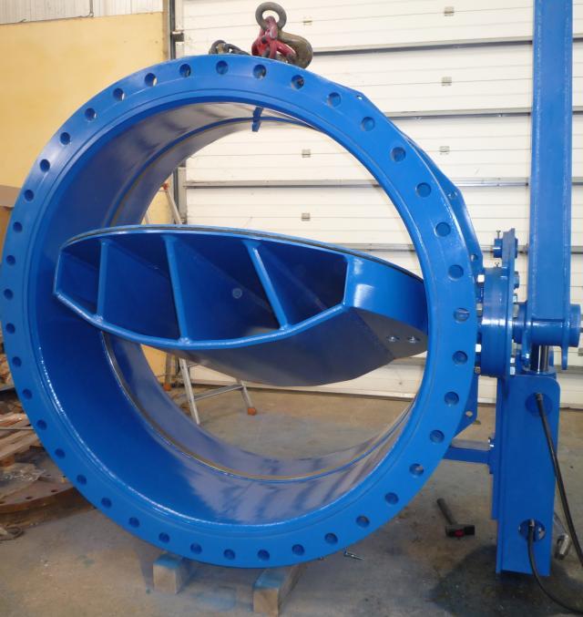 Hydro Mechanical Equipment Hydro Power Plant