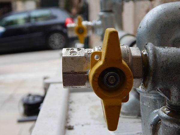 Εγκαταστασεις φυσικού αερίου