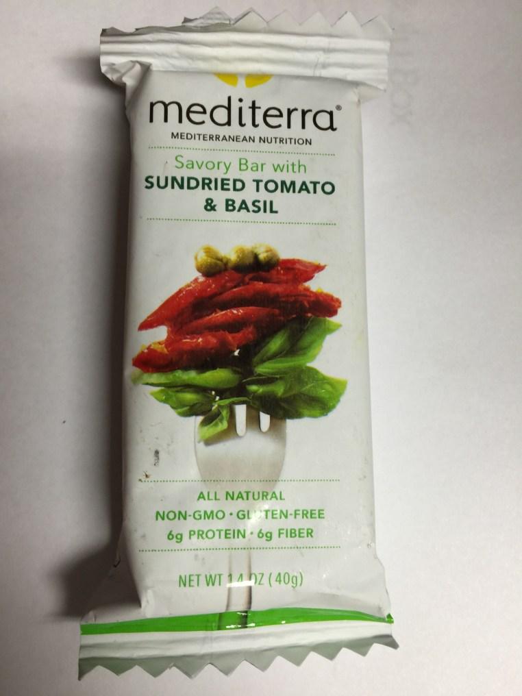 Savory Bar with Sundried Tomato & Basil