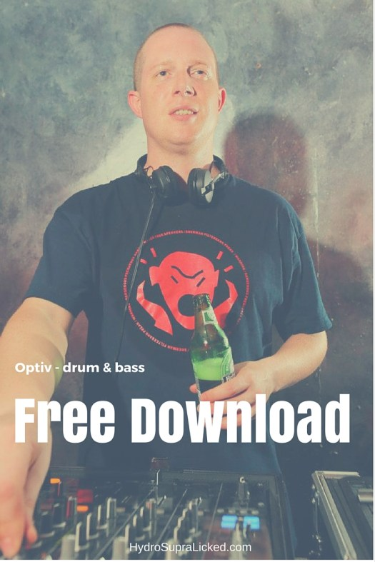 free down drum and bass optiv