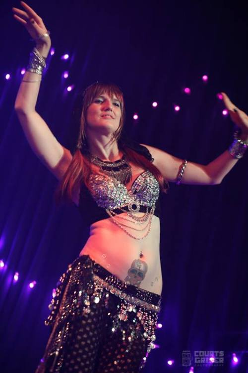 Belly Dance Movement With Anwen Rhosyn