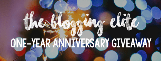 TBE anniversary giveaway 1050
