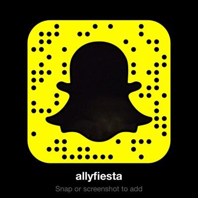 snapchat code AllyFiesta data-recalc-dims=
