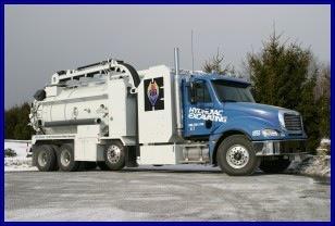 Hydrovac trucks for sale