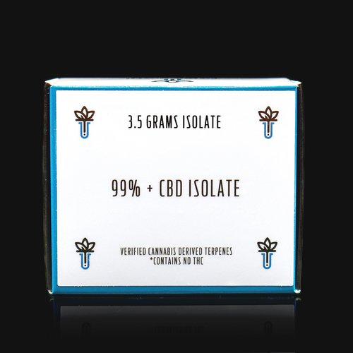 CBD Isolate - 3.5g
