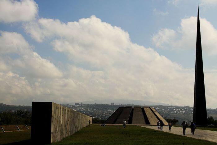 Armenian Genocide memorial/museum