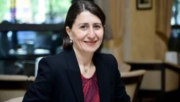 Armenian President hosts Premier of Australia's New South