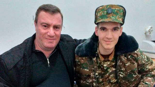 We have neither time nor right to fall into despair, says fallen hero Albert  Hovhannisyan's father – HyeTert