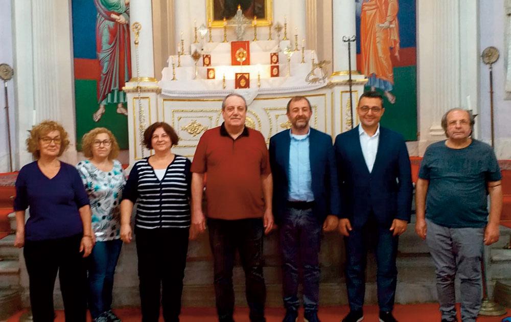 Edi Ayvaz Armen Saruhanyan