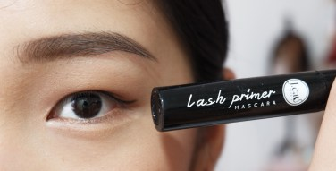 BEFORE: JCat Lash Primer Mascara