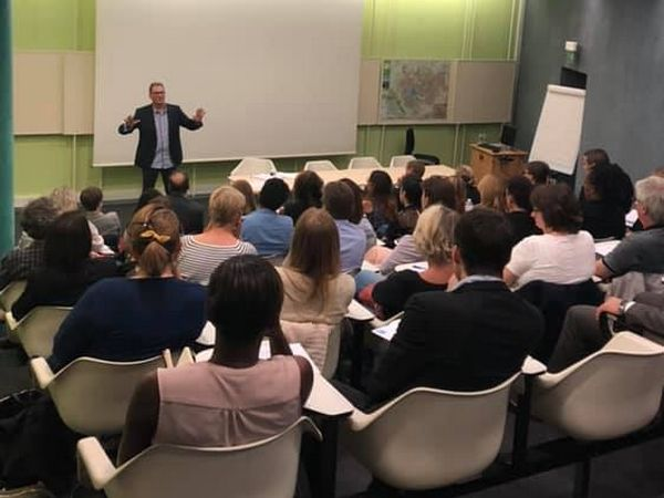 Conférence d'Olivier KRUMBHOLZ