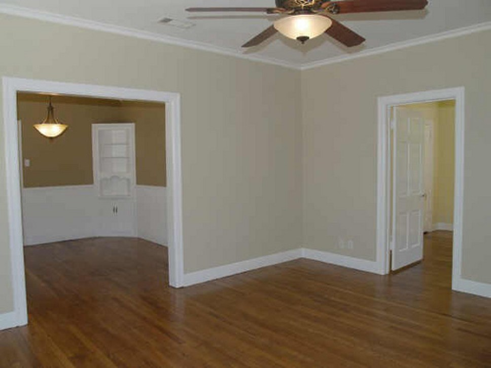 Living room looking to dining room