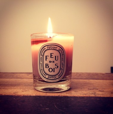 Favourite Winter candle