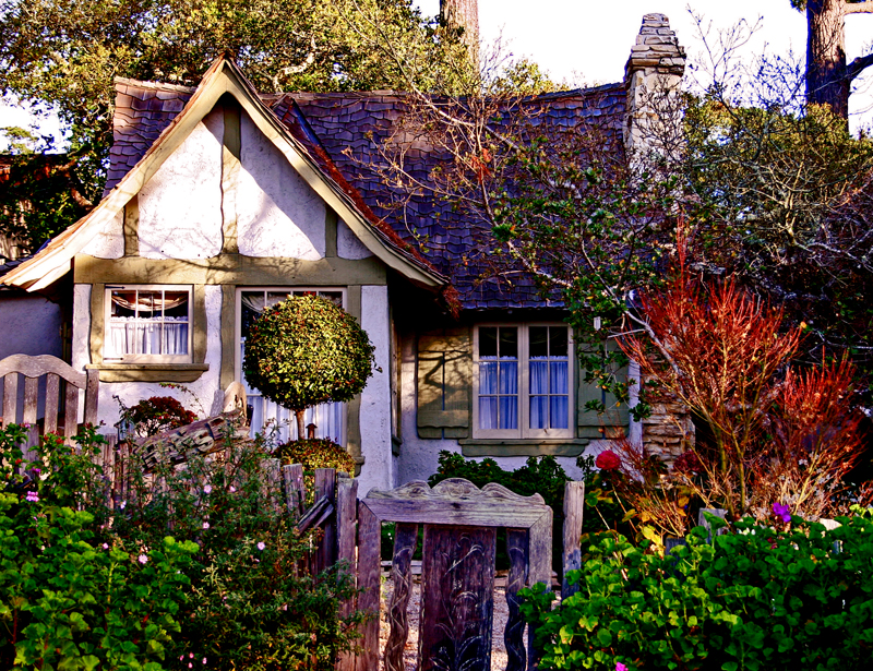 Carmel By The Sea California Cottage