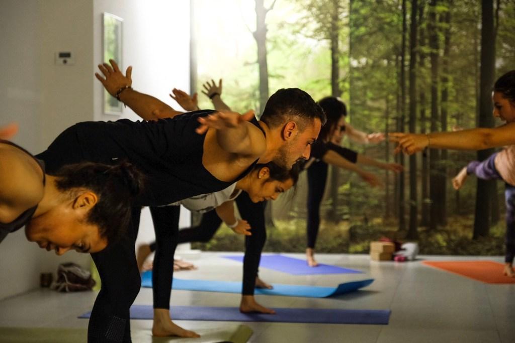 InsideFlow at Yoga in Green