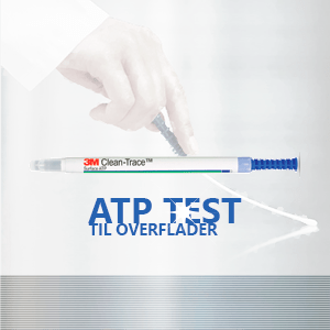 3M CleanTrace ATP test