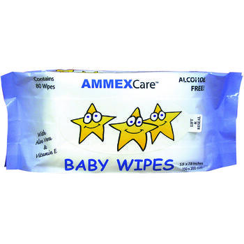 AMMEXCare Baby Wipe Refills