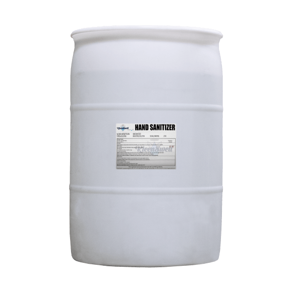 KleenSwell Hand Sanitizer - 50 Gallon Drum