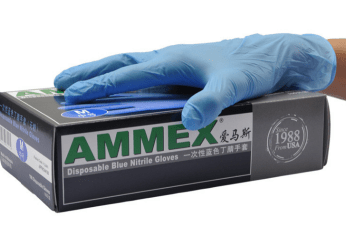 Nitrile Gloves from Hygienic Labs™
