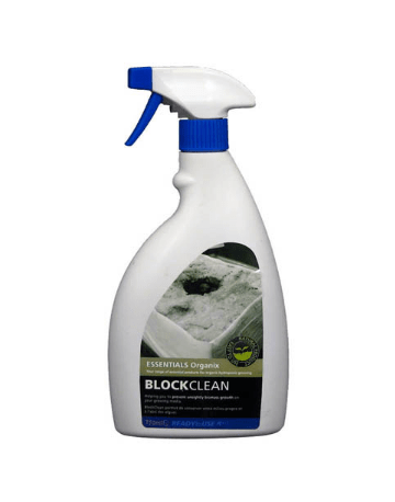 Essentials Block Clean